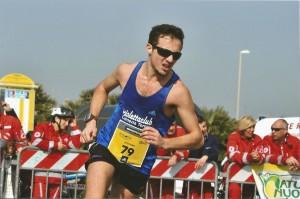 L'atleta soveratese Stefano Sestito bissa a Cosenza