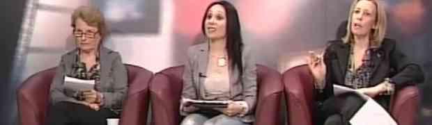 VIDEO | Su S1 TV il confronto tra Silvia Vono, Katya Urzino e Iolanda Paparo