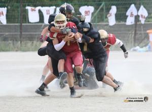 Football Americano – Highlanders Catanzaro, vittoria su Livorno e si vola ai quarti di finale!