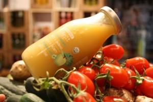 L'estate vegana? A base di succhi di frutta e verdura bio!