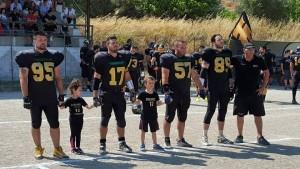Football Americano – A Catanzaro la finale della South Conference: in palio la finalissima di Milano