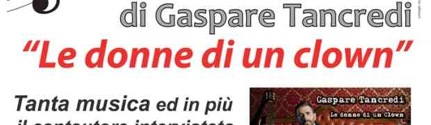 Soverato - Venerdì 19 giugno concerto di presentazione del CD di Gaspare Tancredi
