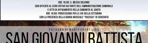 Montepaone - Il 23 e 24 Giugno 2015