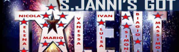 Catanzaro - Teatro 6: Santo Janni's Got Talent 2015