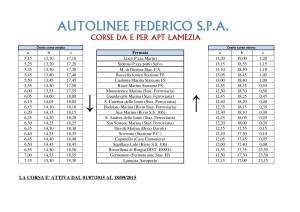 Dal 1° Luglio la navetta fascia jonica e Soverato – Aeroporto Lamezia Terme