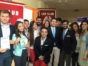 Solidarietà e donazione dal Leo Club all'Ospedale di Catanzaro