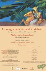 Il 29 e 30 giugno a Copanello rivive la magia delle fiabe e novelle calabresi