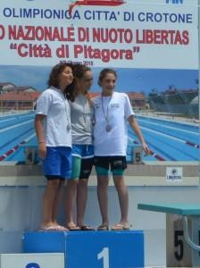 Nuoto – Grandi soddisfazioni per la Calabria Swim Race