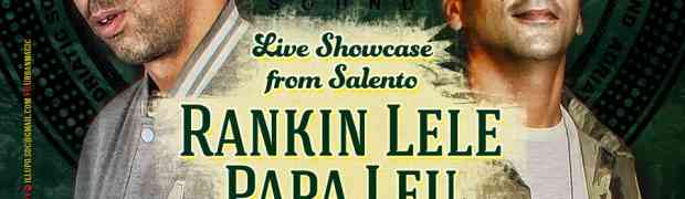 Catanzaro - Domani i salentini Rankin' Lele e Papa Leu in concerto #daMargherita