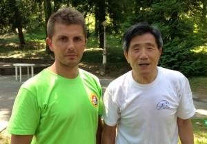Kungfu – Wushu: il M° Massimo Scalzo ancora a lezione dal Grand M° Yuan Zumou