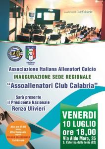 AIAC Calabria – Inaugurazione Sede Regionale a Santa Caterina dello Ionio