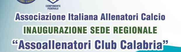 AIAC Calabria - Inaugurazione Sede Regionale a Santa Caterina dello Ionio