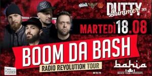 """Reggae, a Soverato la tappa calabrese del """"Radio Revolution Tour"""" dei Boom Da Bash"""