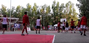 VIDEO | Soverato – Estate 2015, partita di Basket 24 Ore No Stop