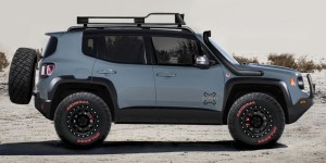 Fiat Chrysler richiama 7.810 Jeep Renegades per rischio da hacking