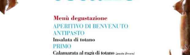 Soverato – Venerdì 4 Settembre degustazione del totano al Lido San Domenico