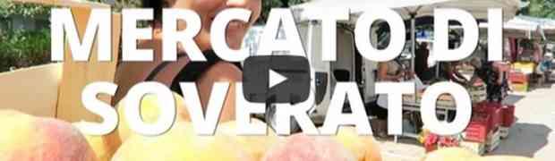 VIDEO | Il Mercatino del Venerdì di Soverato