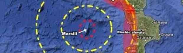 """Terremoti - """"Rischio tsunami su Calabria, Campania e Sicilia"""""""