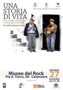 Al Museo del Rock la storia della famiglia Ranieri di S. Andrea Jonio