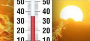 Meteo – Ancora caldo rovente al Sud, punte di 38 gradi in Calabria