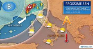 Allerta caldo rovente in Calabria, fino a 40 gradi nel fine settimana
