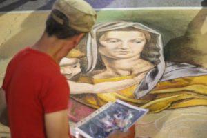 A Taurianova dal 2 al 4 Agosto il Concorso Internazionaledei Madonnari