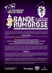 Arriva Bande Rumorose, il contest musicale aperto alle band emergenti