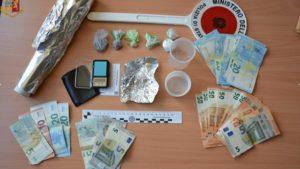 Arrestati padre, figlia e genero per spaccio di droga