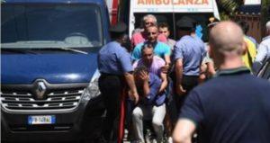 Choc a San Gennaro Vesuviano (Napoli): padre lancia bimba dal balcone uccidendola sul colpo e tenta il suicidio