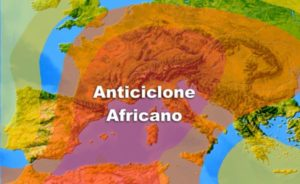 In arrivo un possente anticiclone africano, dal weekend temperature in aumento