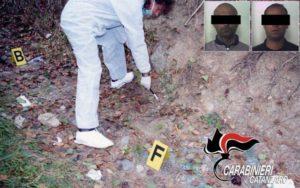Duplice omicidio nel catanzarese avvenuto nel 2006, due arresti