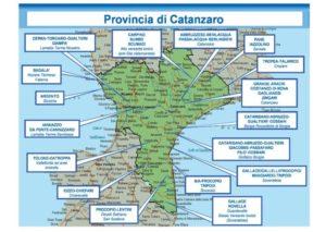'Ndrangheta – La mappa dei clan nel catanzarese, ecco chi comanda secondo la Dia