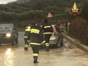 Maltempo – Violenti temporali e calo termico in Calabria, diversi allagamenti