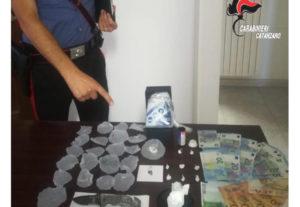 Soverato – Sorpreso con droga sul lungomare, 38enne arrestato
