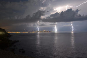 Maltempo – Allerta Meteo, in arrivo temporali anche di forte intensità sulla Calabria
