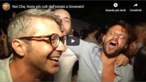 VIDEO | Noi Che, la festa più cult dell'estate a Soverato!