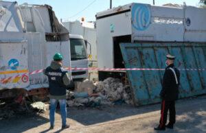 Violazioni in materia ambientale, sequestrata a Catanzaro area adibita a centro di raccolta rifiuti