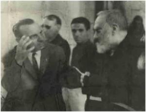 Il Calabrese che intervistò Padre Pio