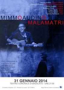 """Badolato – Teatro, venerdì 31 gennaio va in scena """"Malamatri"""""""