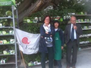 Soverato – I nostri festeggiamenti per lo Slow Food Day 2014
