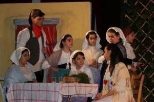 Pièce teatrale degli alunni dell'Istituto Comprensivo di Montepaone