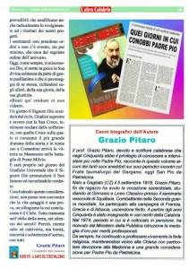 Gagliato, il libro su Padre Pio del prof. Pitaro esce anche in versione eBook
