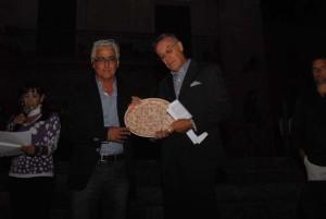 """Squillace – Assegnato al giudice Giuseppe Spadaro il premio """"Per una Calabria migliore 2014"""""""