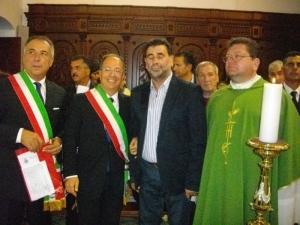 Gemellaggio tra Torre Ruggiero e Botricello nella comune devozione a Maria Santissima della Grazie