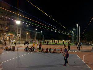 Soverato – Inaugurati i nuovi campi sportivi dell'Oratorio Salesiano