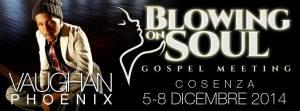 "Aprono le Iscrizioni al Workshop ""Blowing on Soul Gospel Meeting"""