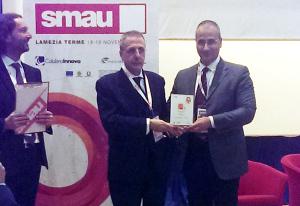 Asp Catanzaro – Premiato allo Smau progetto autovalutazione qualità