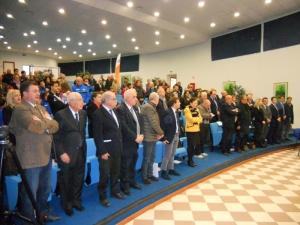 """""""32° Natale sul posto di lavoro"""" alla sala convegni del CR Calabria della L.N.D. – F.I.G.C."""