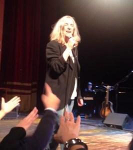 VIDEO | Concerto-evento di Patti Smith al Politeama di Catanzaro