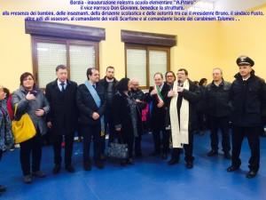 Borgia – Dopo la palestra, tante le iniziative in favore delle scuole cittadine